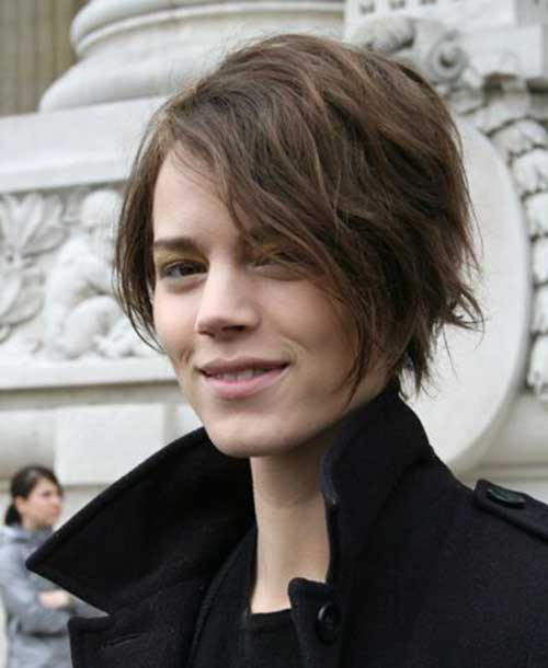 6. Short Haircut For Girls