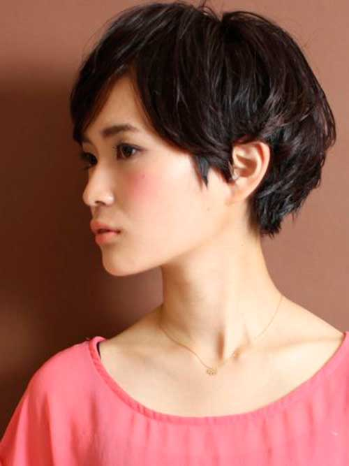 7. Short Modern Haircut
