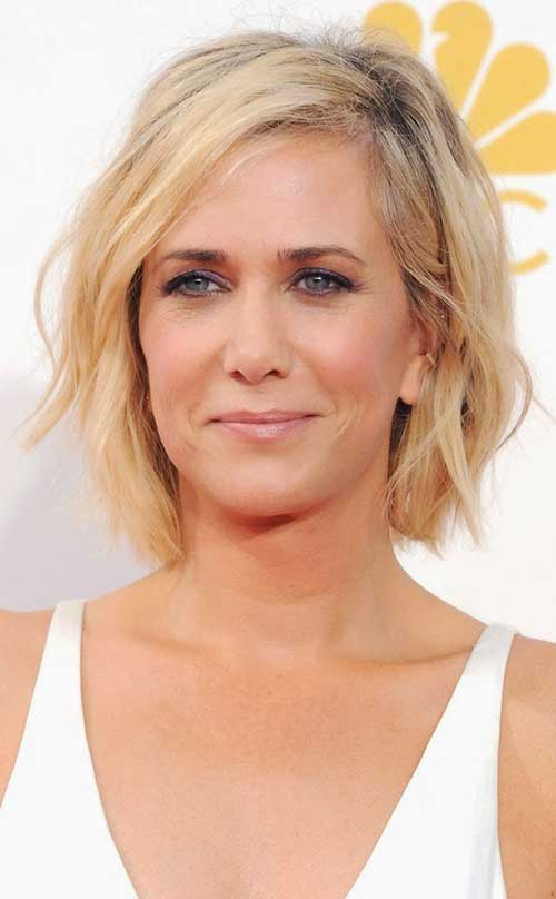 8. Short Modern Haircut