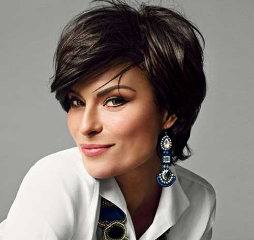8. Womens Short Haircut