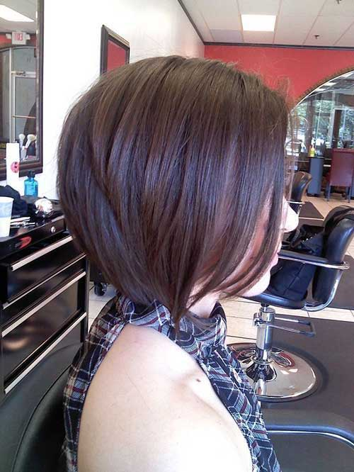 8.Trendy Short Hairstyle