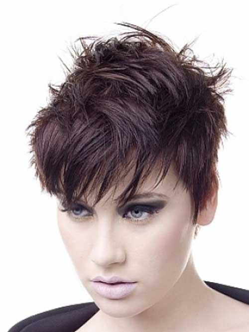 Best Short Messy Hairstyles 4