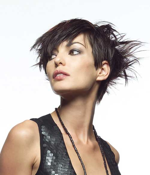 Best Short Messy Hairstyles 7