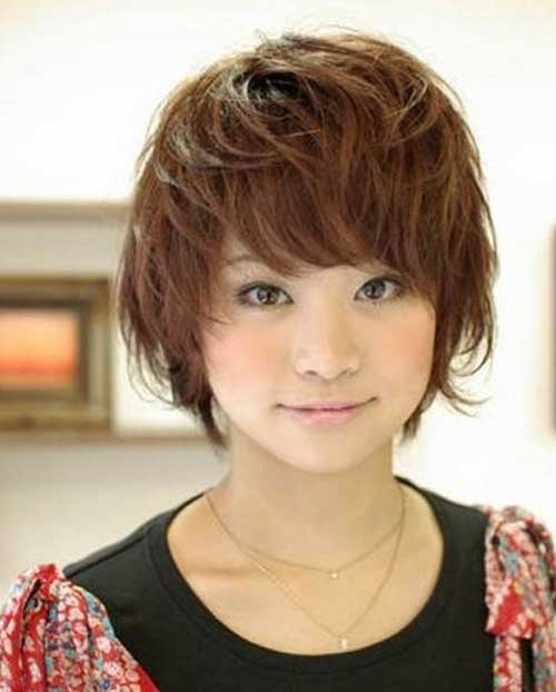 Best Short Messy Hairstyles 9