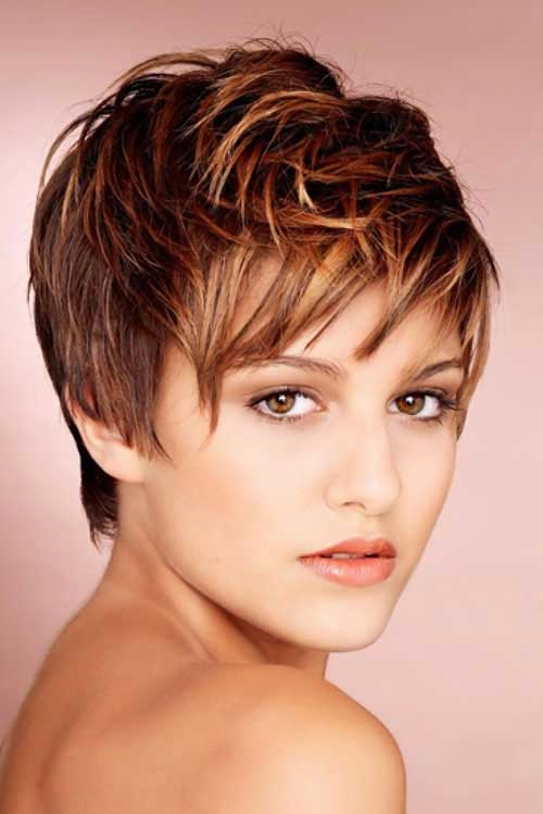 Female Short Haircuts For Pixie