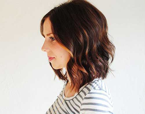 Hairstyle For Short To Medium Hair