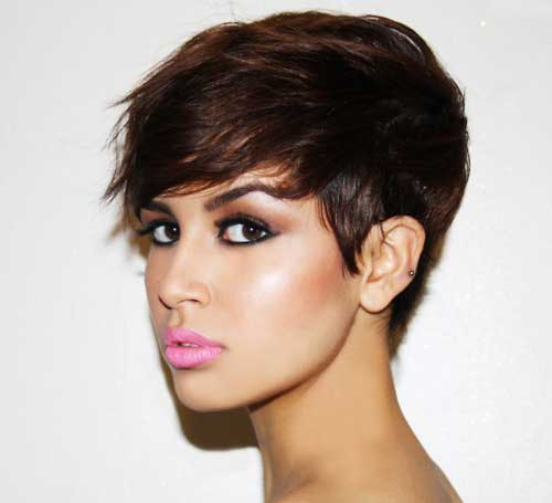 Short Haircuts For Thick Hair 10