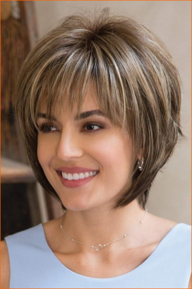 Short Layered HairstylesFor Women Over 50 | Latest Hairstyles And