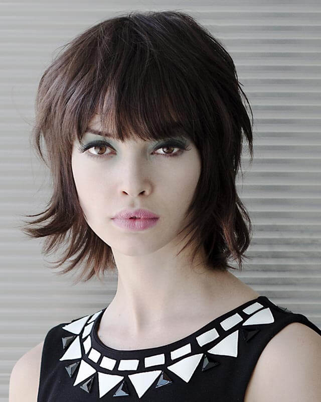 34 Shag The 40 Best Hairstyles For Women Over 40