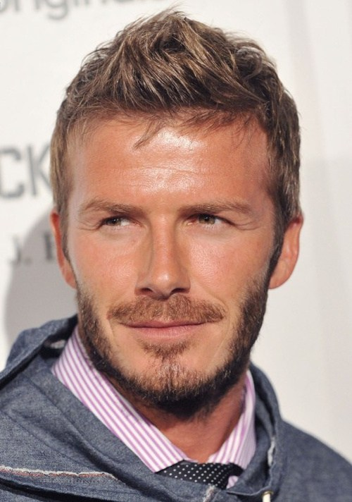 18 David Beckham Hairstyles for Men 2018
