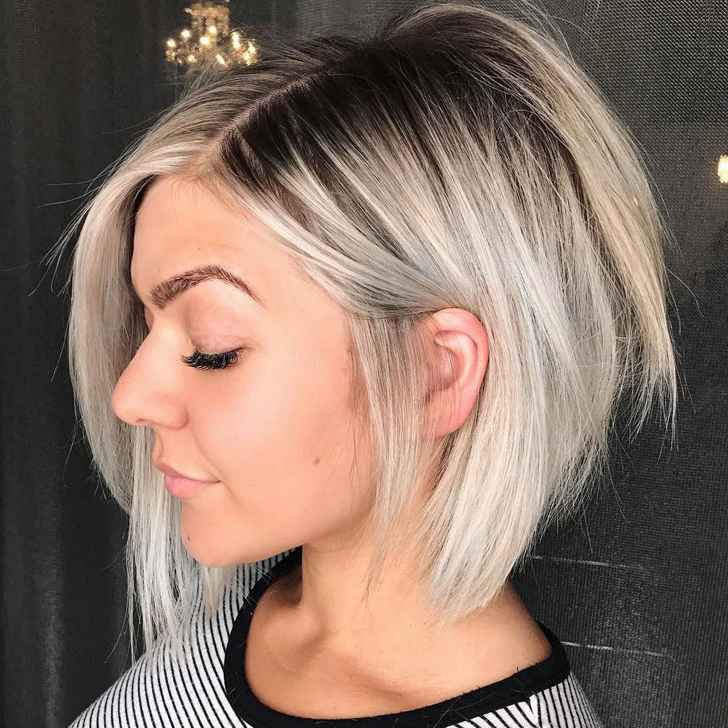 Easy And Pretty Bob Haircuts That Make Your Fine Hair Fuller 20