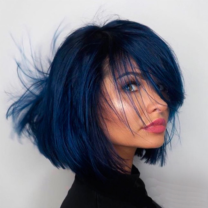 Easy And Pretty Bob Haircuts That Make Your Fine Hair Fuller 7
