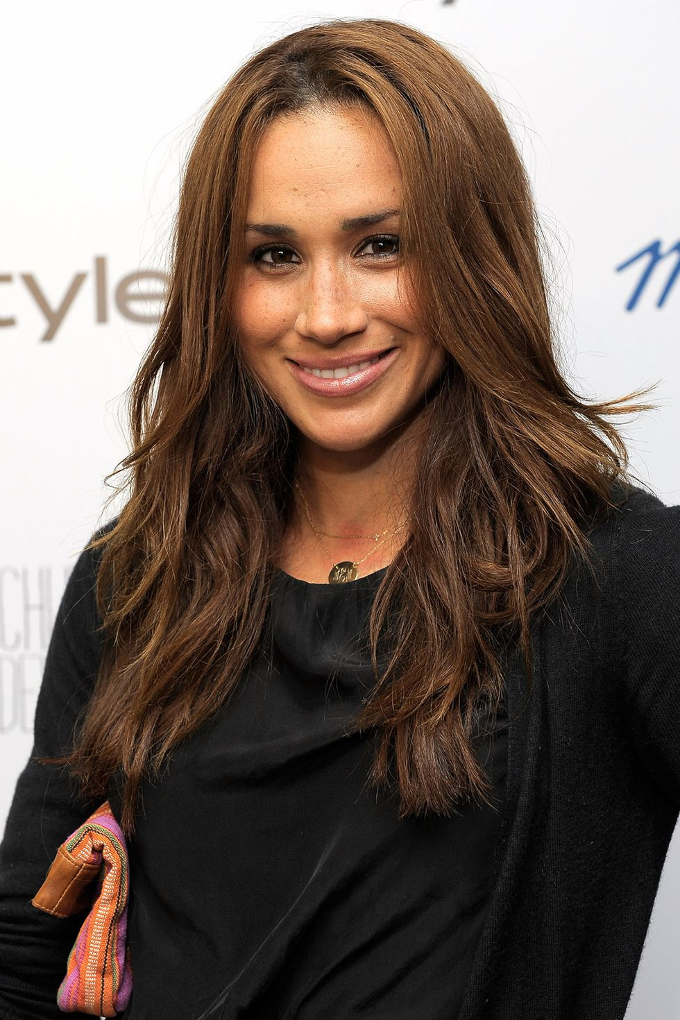 Meghan Markle Hairstyle 4
