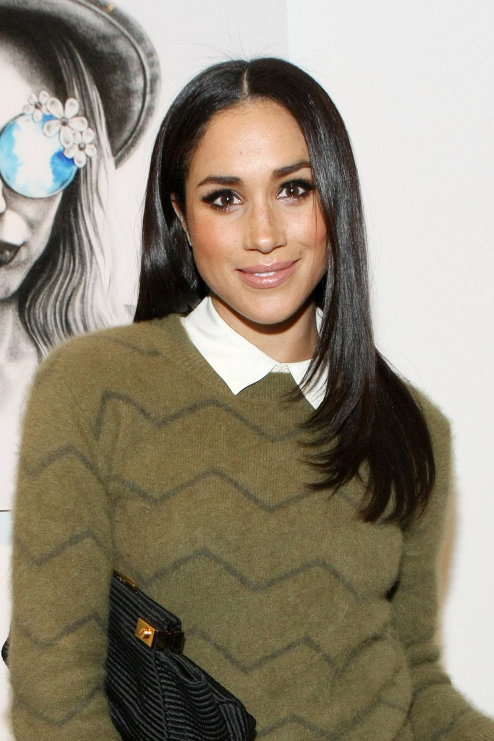 Meghan Markle Hairstyle 10