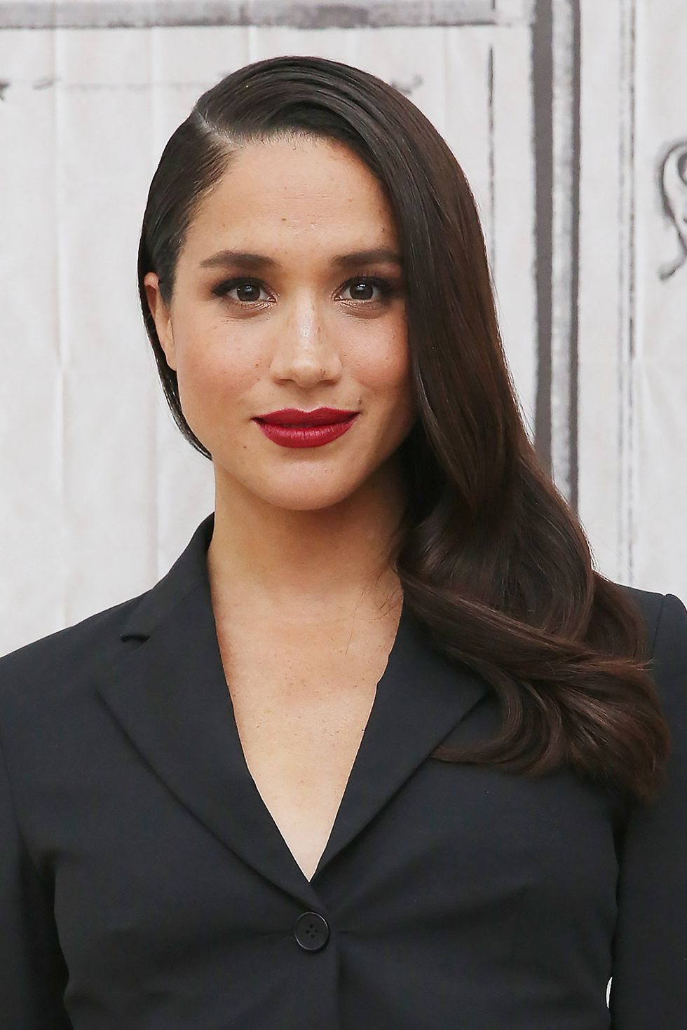 Meghan Markle Hairstyle 13