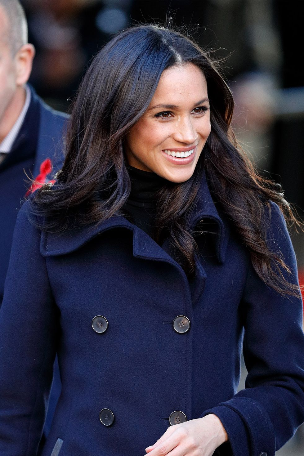 Meghan Markle Hairstyle 14