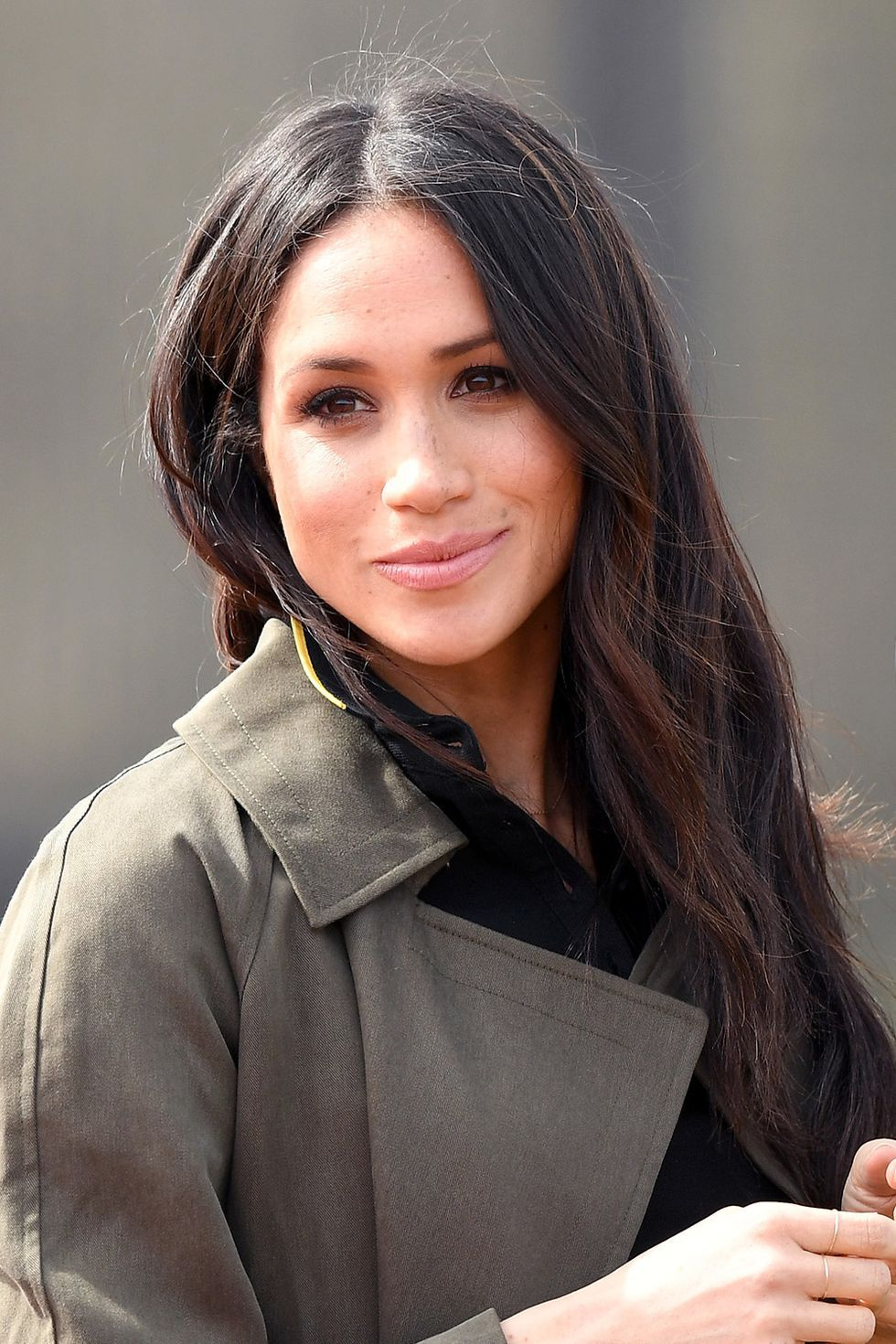 Meghan Markle Hairstyle 16