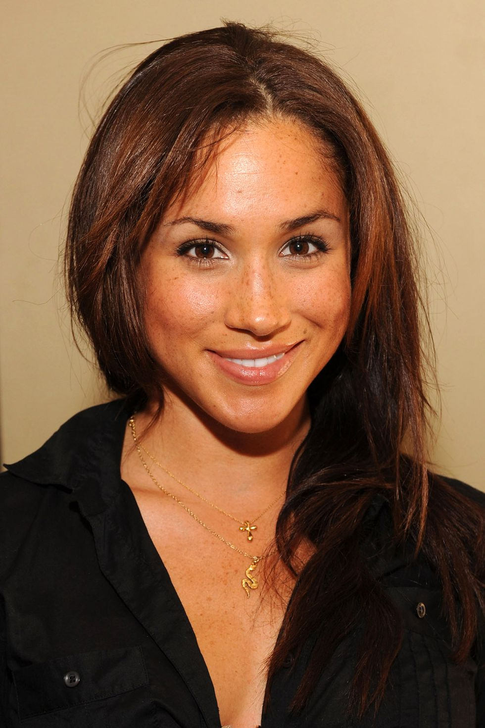 Meghan Markle Hairstyle 3