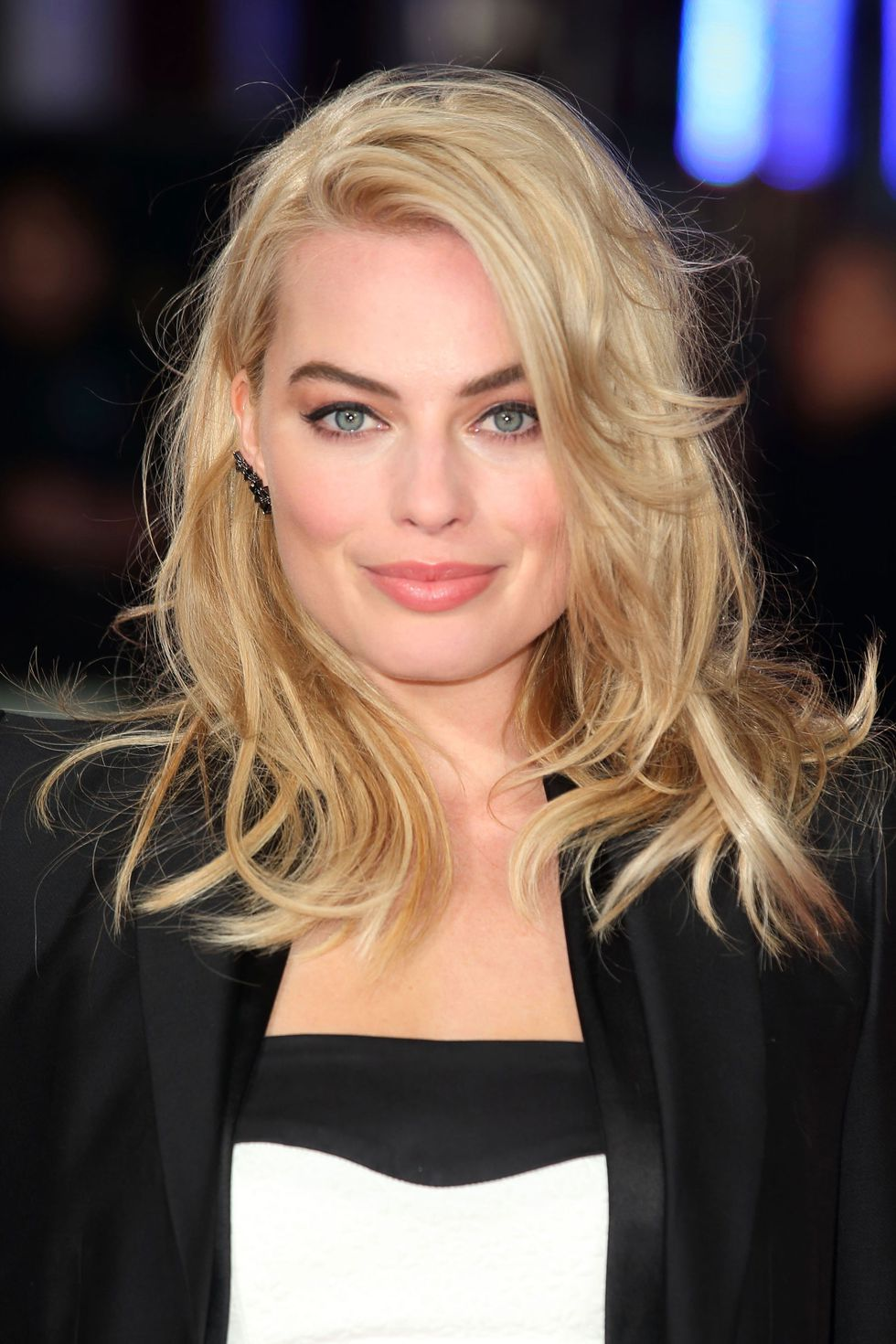 Margot Robbie Hair