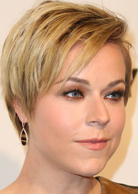 Flipped Pixie Hair Cut