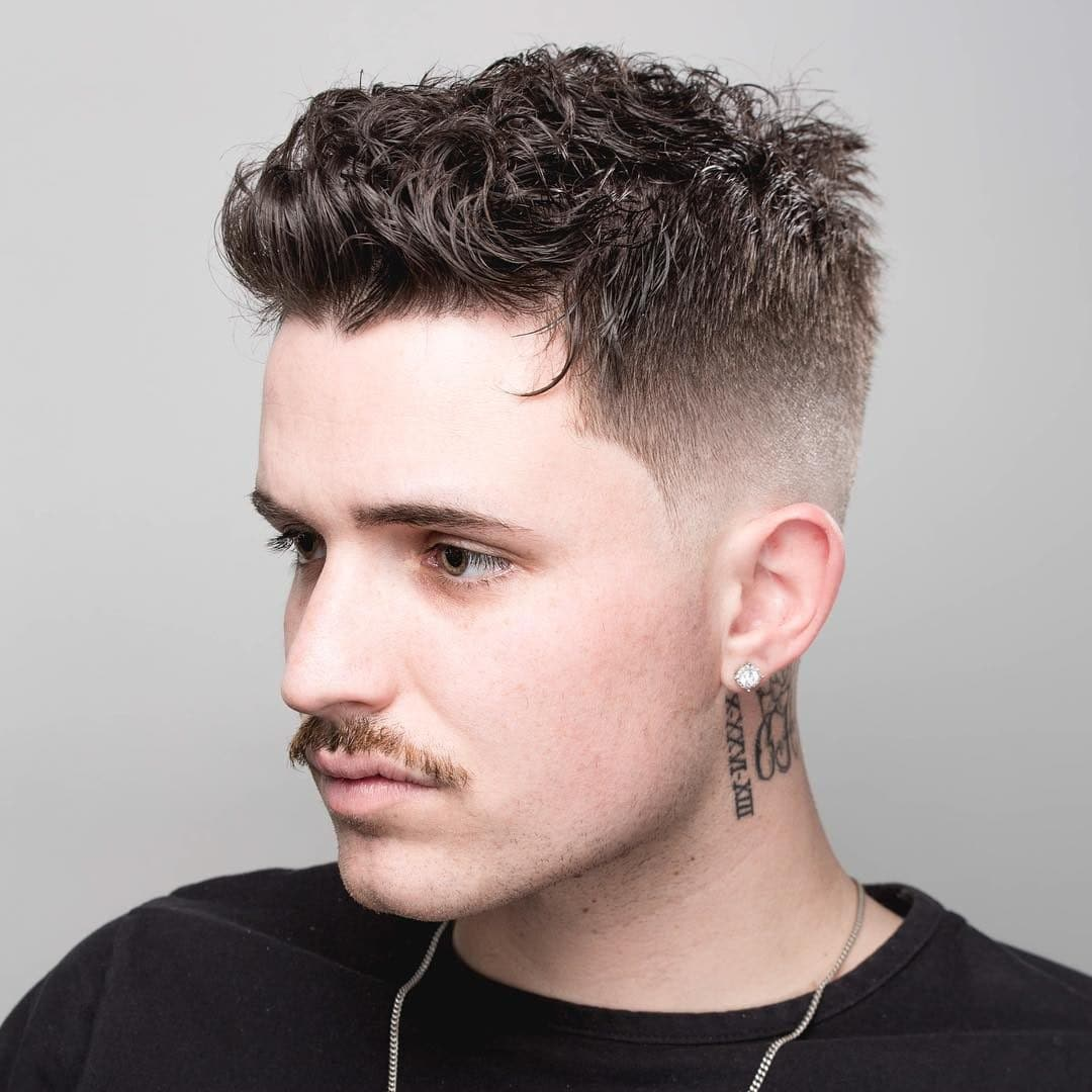 Mens Short Hairstyles and Haircuts (2018) - Hairstyles Fashion and ...