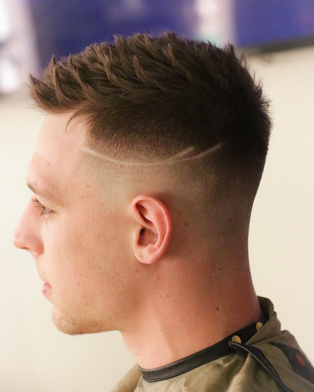 Cutsbycameron Mens Short Fade Haircut