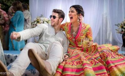 Priyanka Wedding Laughing T