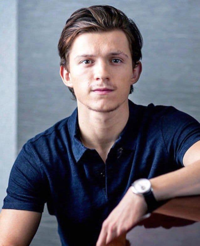 Tom Holland Beard 1 Min